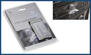 Sie erhalten einen original Mercedes Benz PCMCIA Multi Card Reader