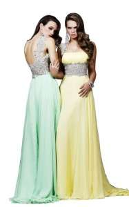 Sherri Hill 1476 One Shoulder Jewel Embellished Evening Gown