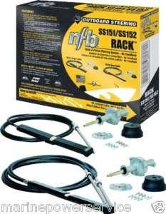 Teleflex NFB Pro Dual Rack Steering System 16 SS15216