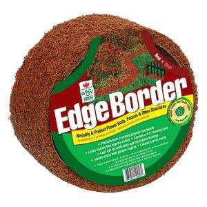 Easy Gardener 10 ft. Red Rubber Edge Border EB61046HD at The Home