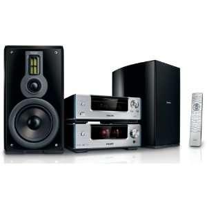 Philips MCD 909 DVD Kompaktanlage (UKW /MW Tuner, 300 Watt, HDMI, DivX