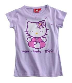Hello Kitty Mädchen Kleinkinder Teens T Shirt Shirt NEU