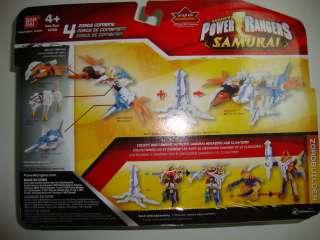 Power Rangers Samurai Gold Ranger Octozord