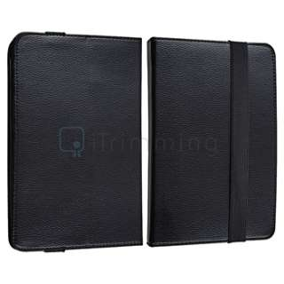 For Kindle Fire 360 Degree Rotating Folio Leather Case Cover Pouch w