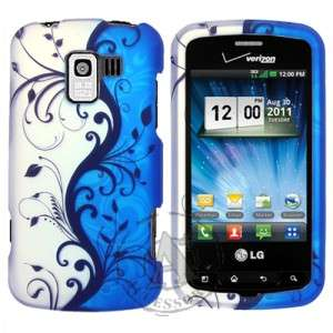 Protector Case Snap on Phone Cover Verizon LG Enlighten VS700