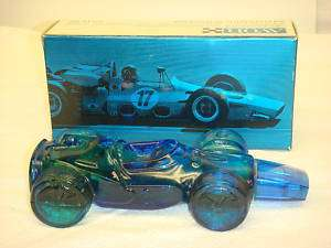 VINTAGE AVON SURE WINNER INDY RACE CAR DECANTER