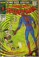 Amazing Spider Man King Size Special #5 Nov 1968 VF+