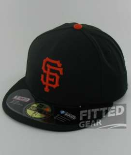San Francisco GIANTS SF Logo GAME New Era 59Fifty Fitted Official