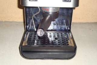 STAINLESS Starbucks Barista Espresso Maker by Saeco SIN 006