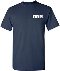 BBC T shirt BRITISH FUNNY Shirt RETRO FUNNY NEWS TEE