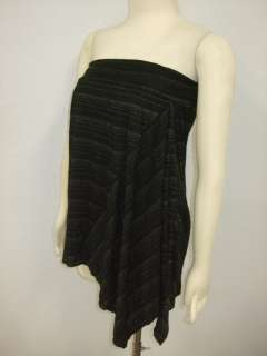 DESCRIPTION  NWOT Free People Anthropologie Black Beach Dress Sz XS