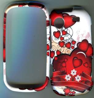 Hard Case Cover Samsung Messager Touch R630 HartRibbon
