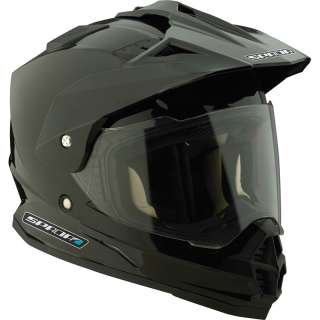 STING DUAL SPORT MOTOCROSS ENDURO MX MOTO X OFF ROAD MOTORCYCLE HELMET