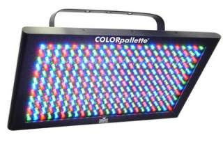 Chauvet Lighting COLORpalette LED RGB DMX DJ Uplight Wash Color