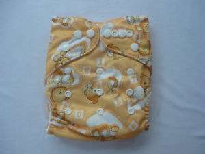 BABY AIO Re Usable CLOTH DIAPERS NAPPY + 1 INSERT F03