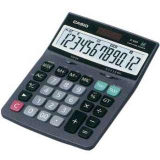 Casio D 120S Desktop Display Calculator