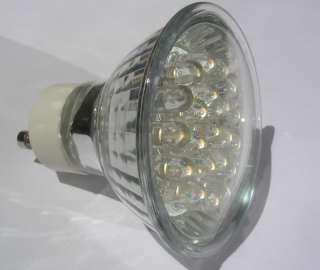 10X GU10 Energy Saving Lamp 21 LED Bulb Spot Light 20W