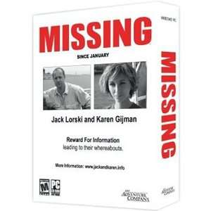 Missing: Video Games