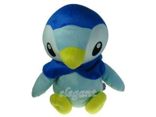 Pokemon Diamond Pearl Piplup 12 Peluche Toy Plush Doll
