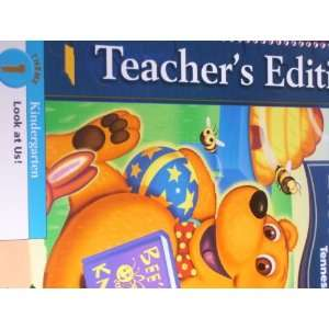 Houghton Mifflin Reading Tennessee, Kindergarden, Teachers