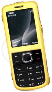 GOLD HYBRID HARD RUBBER CASE FOR NOKIA 6700 CLASSIC