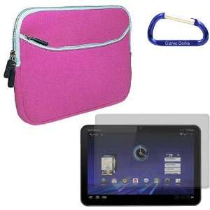 Gizmo Dorks Neoprene Sleeve Case (Pink) and Anti Smudge