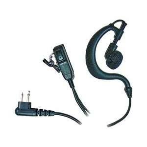 Wire Earpiece + Mic for Kenwood Portable Radio GPS & Navigation