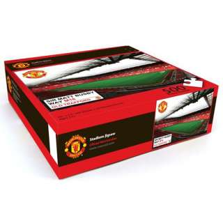 Manchester United FC Stadium 500 Piece Jigsaw Puzzle New Football