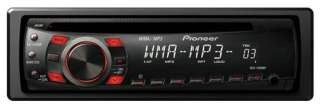 Pioneer DEH 1300MP Car Stereo CD MP3 Player Aux In