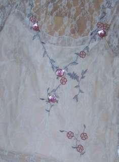 Gorgeous Womens Per Una Blouse & Camisole Set. Size 18.