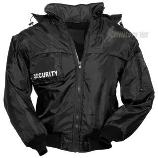 Military 1st   SURPLUS TACTICAL SECURITY VEST MENS HOODED JACKET GILET