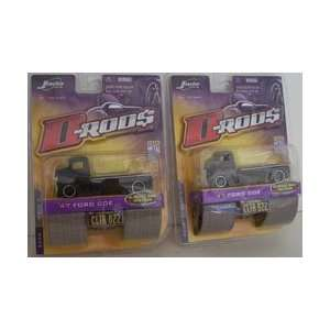 Jada Toys 1/64 Scale D rods 2006 Wave 2 Diecast Cars 1947
