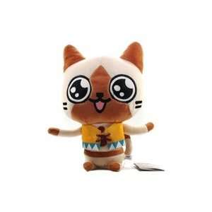 Monster Hunter Plush Doll   12 Outfit Airu: Toys & Games