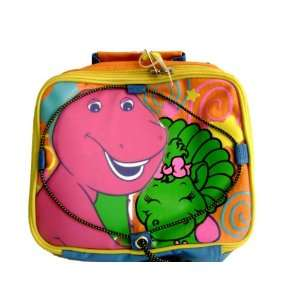 Barney and Baby Bop Lunch Tote Bag   Cute lunch tote with