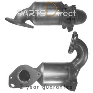 RENAULT MEGANE 1.5 dCi Catalytic Converter, Cat