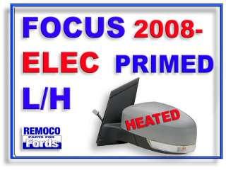 ford FOCUS MK4 mk 4 wing DOOR MIRROR 2008  ELECTRIC L/H