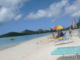 St. John vacation villa rental: Blue Skies, Ocean, Golf, Marina, and