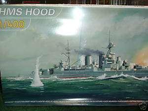 HELLER maquette bateau HMS HOOD1/400..ref 81081