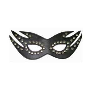 LEATHER CATWOMAN MASK SEXY COMPLIMENT ANY CAT COSTUME