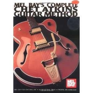 Chet Atkins Guitar Method [With CD] [Spiral bound]: Chet Atkins: Books