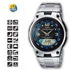 Casio Fishing Gear reloj hombre Luna y Pesca..PVP€89