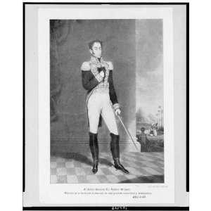 Simon Bolivar,Venezuelan military,political leader