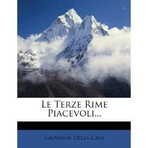 (Italian Edition) (9781275221307) Giovanni Della Casa Books