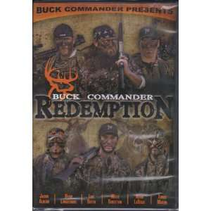 Buck Commander 5: Redemption   Deer Hunting DVD: Movies