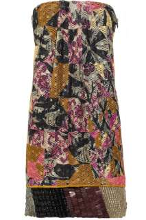 Missoni Tiziana embellished open weave dress   80% Off Now at THE
