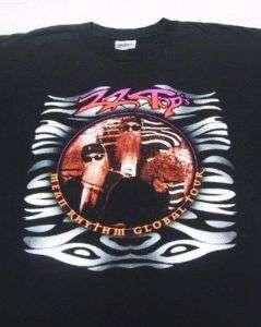 ZZ TOP vintage 1997 tour XL concert T SHIRT vtg