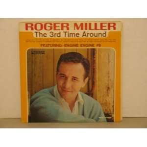 3rd Time Around [LP VINYL] Roger Miller Music