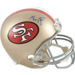 Ronnie Lott Autographed Helmet  Details San Francisco