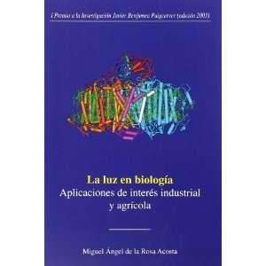 agrícola (9788447208722): Miguel Ángel de la Rosa Acosta: Books