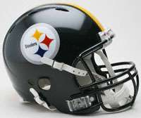 Pittsburgh Steelers Autographed Helmets, Pittsburgh Steelers Helmet